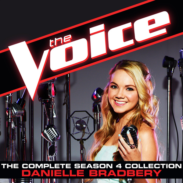 the complete season 4 collection danielle bradbery by