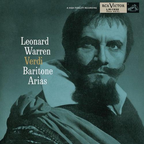 Play & Download Leonard Warren - Verdi Baritone Arias by Leonard Warren | Napster
