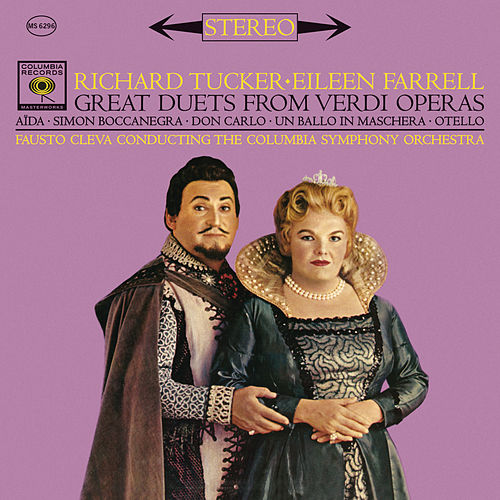 Play & Download Great Duets from Verdi Operas by Richard Tucker | Napster
