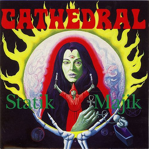 Play & Download Statik Majik by Cathedral | Napster