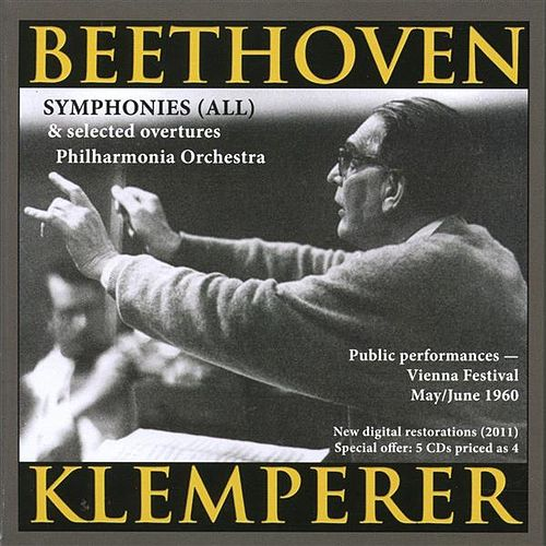 Play & Download Beethoven: Symphonies (All) (1960) by Various Artists | Napster