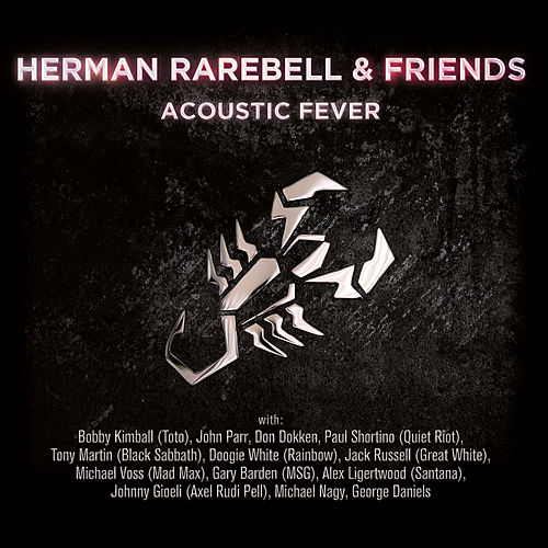Play & Download Acoustic Fever by Herman Rarebell | Napster