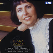 Juana Zayas Plays Chopin by Juana Zayas