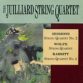 Play & Download String Quartets: Sessions, Wolpe, Babbitt by Various Artists | Napster