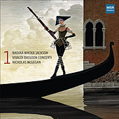 Vivaldi Bassoon Concerti, Vol. 1 by Nicholas McGegan
