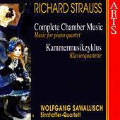 Play & Download Strauss: Complete Chamber Music, Vol. 1 - Music For Piano Quartet by Wolfgang Sawallisch | Napster