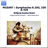 Play & Download MOZART : Symphonies K.200, 338 & 425 by Cologne Chamber Orchestra | Napster