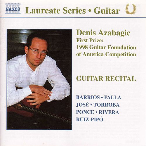 Guitar Recital: Denis Azabagic by Denis Azabagic