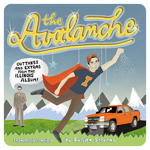 Play & Download The Avalanche by Sufjan Stevens | Napster