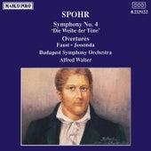 SPOHR: Symphony No. 4 by Budapest Symphony Orchestra