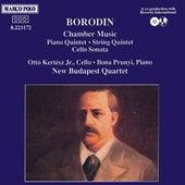 BORODIN: Piano Quintet / String Quintet by Otto Kertesz