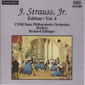 Play & Download STRAUSS II, J.: Edition - Vol.  4 by Slovak Philharmonic Orchestra | Napster
