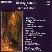 Flute and Harp (Grauwels, Michel) by Marc Grauwels