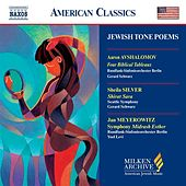 AVSHALOMOV / SILVER / MEYEROWITZ: Jewish Tone Poems by Various Artists
