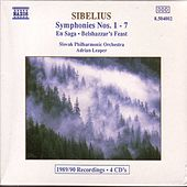 SIBELIUS : Symphonies Nos. 1 - 7 by Slovak Philharmonic Orchestra