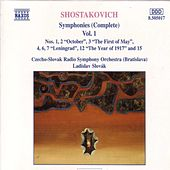 Play & Download SHOSTAKOVICH : Symphonies (Complete) Vol.  1 by Slovak Philharmonic Chorus | Napster