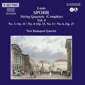 Play & Download SPOHR: String Quartets Nos. 3, 4 and 6 by New Budapest Quartet | Napster