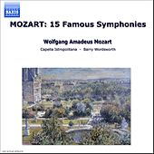 Play & Download MOZART: 15 Famous Symphonies by Capella Istropolitana | Napster