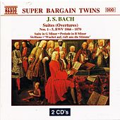 BACH, J.S. : Suites (Overtures) by Capella Istropolitana