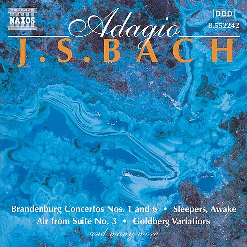 BACH, J.S.: Adagio by Various Artists