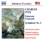 Play & Download IVES: Symphony No. 1 / Emerson Concerto by Alan Feinberg | Napster
