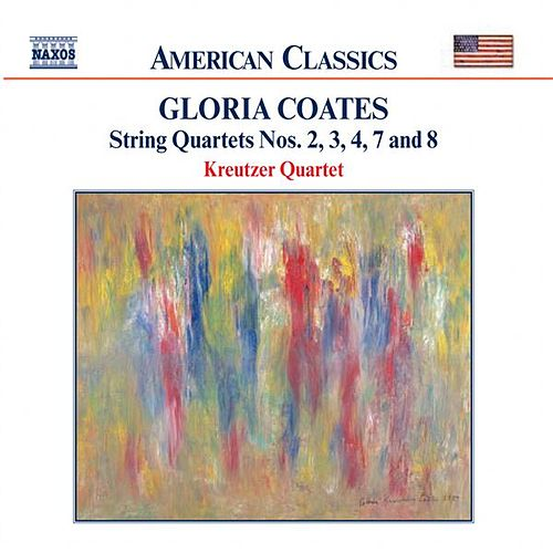 Play & Download COATES, G: String Quartets Nos. 2, 3, 4, 7 and 8 by Various Artists | Napster