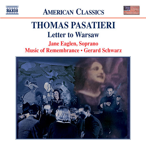 Play & Download PASATIERI: Letter to Warsaw by Jane Eaglen | Napster
