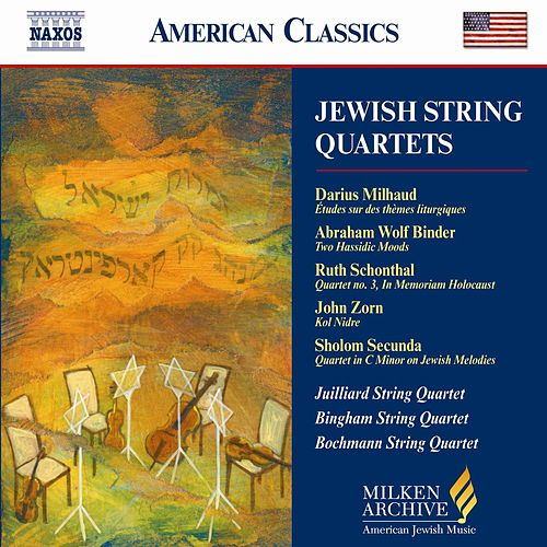 Jewish String Quartets by Various Artists
