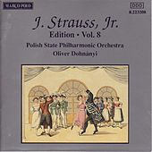 Play & Download STRAUSS II, J.: Edition - Vol.  8 by Polish State Philharmonic Orchestra | Napster