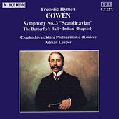 COWEN: Symphony No. 3 / Indian Rhapsody by Slovak Philharmonic Orchestra