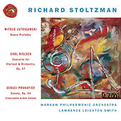 Play & Download Stoltzman Plays Nielsen & Prokofiev by Carl Nielsen | Napster