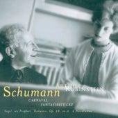 Schumann: Carnaval Fantasiestucke by Arthur Rubinstein