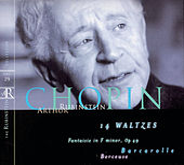 Chopin: 14 Waltzes by Frederic Chopin