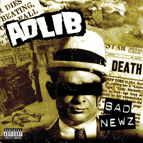 Play & Download Bad Newz by Adlib | Napster