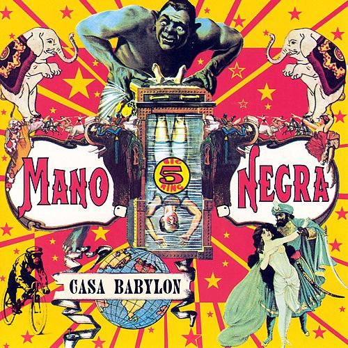 Play & Download Casa Babylon by Mano Negra | Napster