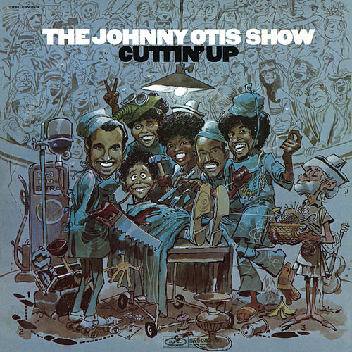 Play & Download Cuttin Up by Johnny Otis | Napster