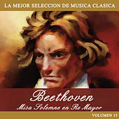 Beethoven: Misa Solemne en Re Mayor by Orquesta Lírica de Barcelona