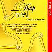 Play & Download Harp Festival by Claudia Antonelli | Napster