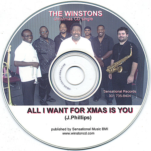 Play & Download The Winstons Christmas CD Single by The Winstons | Napster