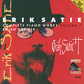 Satie: Complete Piano Works, Vol. 7 by Various Artists