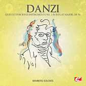 Play & Download Danzi: Quintet for Wind Instruments No. 2 in B-Flat Major, Op. 56 (Digitally Remastered) by Bamberg Soloists | Napster