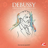 Play & Download Debussy: String Quartet in G Minor, Op. 10 (Digitally Remastered) by Travnicek Quartett | Napster