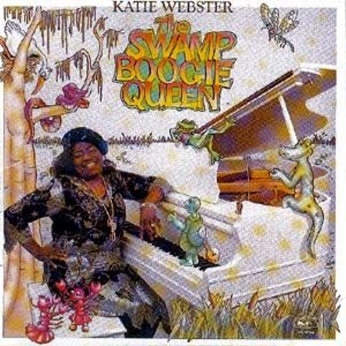 Play & Download The Swamp Boogie Queen by Katie Webster | Napster