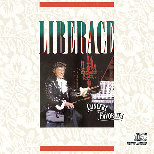 Concert Favorites by Liberace