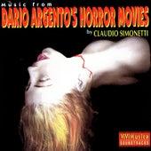 Music From Dario Argento's Horror Movies by Claudio Simonetti
