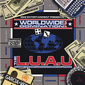 Worldwide Domination II: The Luau von Various Artists