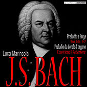 Play & Download J.S. Bach by Luca Marincola | Napster