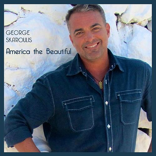 America the Beautiful by George Skaroulis