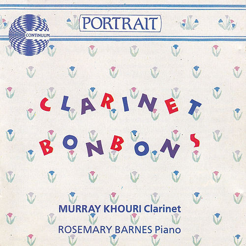 Play & Download Clarinet Bonbons by Rosemary Barnes | Napster