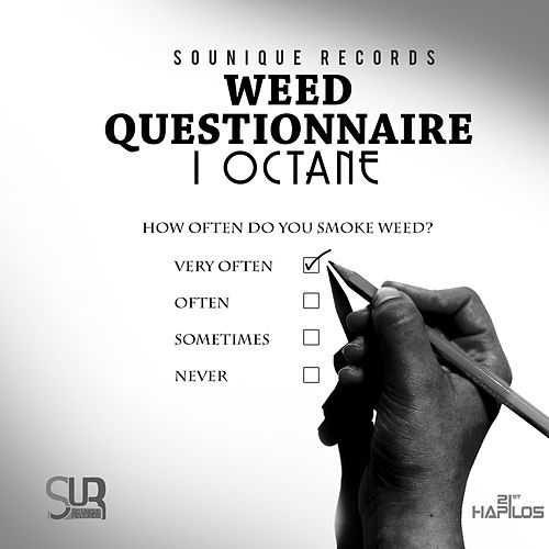 Play & Download Weed Questionnaire - Single by I-Octane | Napster